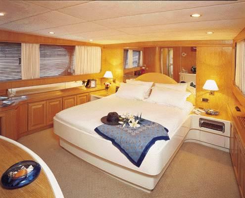 Brokerage : motor yachts : AZIMUT 110'